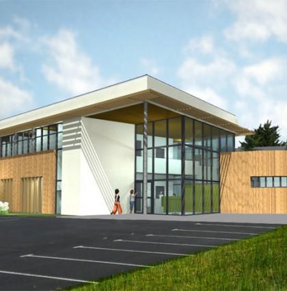 Centre socio-culturel de Beaupréau – Labatut Architectes Associés