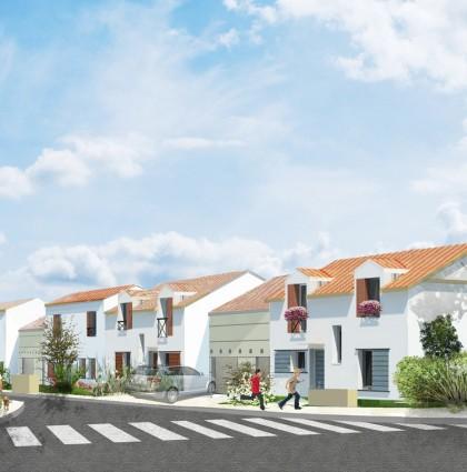 34 maisons en accession – Agence IP3