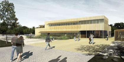 Concours Lycée Rieffel – Atom Architectes