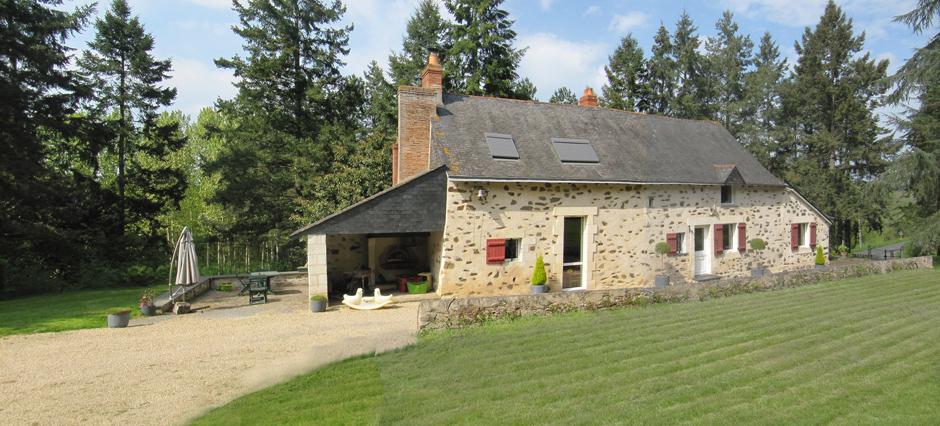 Extension g agence eug nie dupont architecte - Extension maison ancienne ...