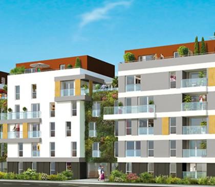 Immeuble de 79 logements – Agence IP3